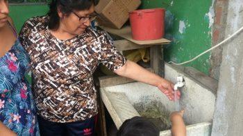 Regulador supervisa cumplimiento del cronograma de abastecimiento de agua potable en San Juan de Lurigancho