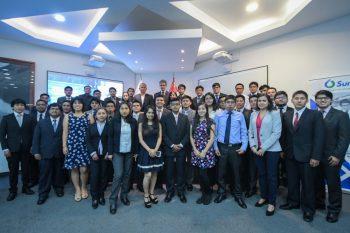 Sunass inició XII Curso de Extensión Universitaria 2019