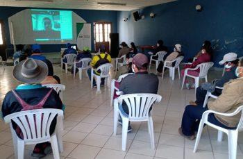 Sunass capacita a 80 municipalidades de Puno sobre el Reglamento de Calidad de la Prestación de los Servicios de Saneamiento Rural