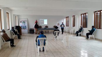 Áncash: 50 municipios fueron capacitados para mejorar calidad de prestación de los servicios de saneamiento rural