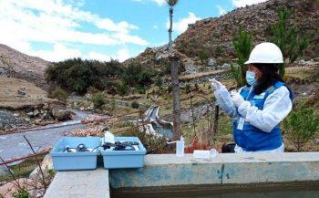 Áncash: Sunass culmina monitoreo a prestadores de pequeñas ciudades para garantizar calidad del agua