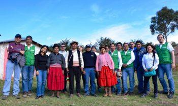 Sunass visitó experiencias exitosas en la región Puno