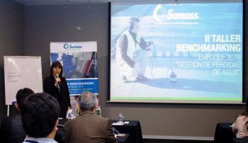 50 empresas de agua asistieron a II Taller de Benchmarking organizado por Sunass