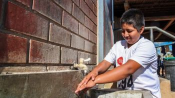 Sunass promueve uso responsable del agua potable durante la emergencia sanitaria