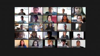45 jóvenes de 7 regiones del Perú se especializarán en regulación de los servicios de saneamiento