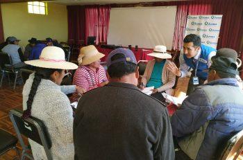 Huánuco: Sunass fortalece capacidades de responsables de áreas técnicas municipales de las provincias de Dos de Mayo y Yarowilca