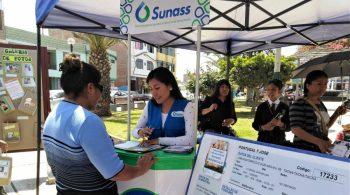 Tacna: más de 3 mil usuarios fueron orientados por Sunass