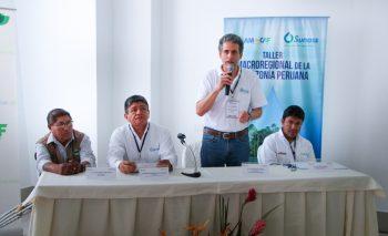 Implementación de MRSE en la selva mejorará la calidad del agua para los usuarios