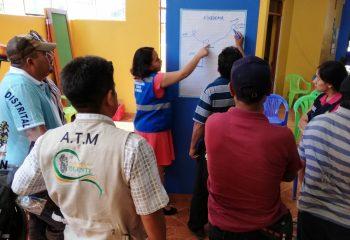 Organizaciones comunales de Áncash participarán en taller que promueve buenas prácticas de saneamiento rural