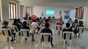 Sunass da a conocer normativa sobre prestación de servicios de saneamiento rural y pequeñas ciudades en Huánuco
