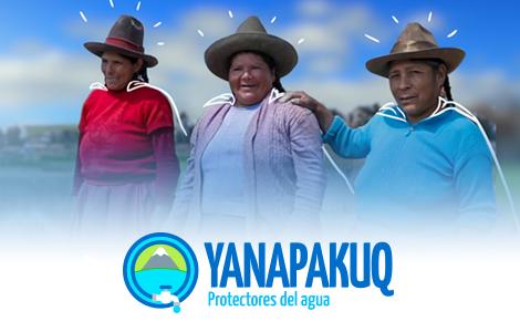 Yanapakuq, protectores del agua