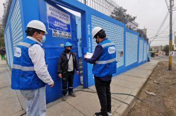Sunass inició supervisión a Sedapal por facturación de recibos de agua en San Juan de Lurigancho